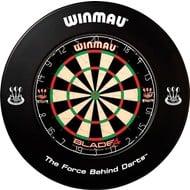 WINMAU Winmau Catchring Black print