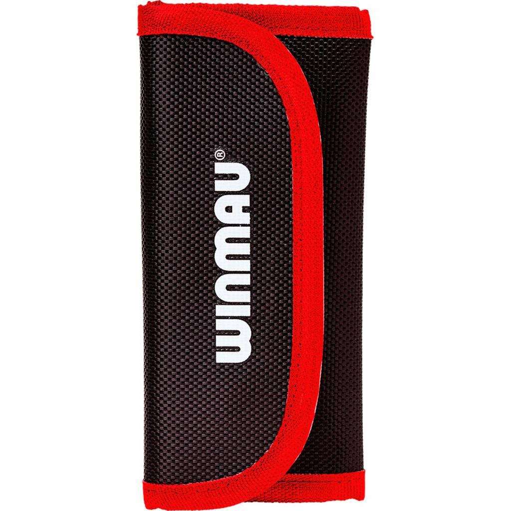 Afbeelding van WINMAU Winmau Tri-Fold Plus dart etui rood