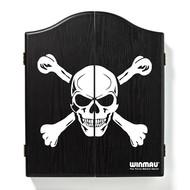 WINMAU Winmau dartboard cabinet skull