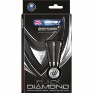 WINMAU Winmau Black Diamond steeltip dartpijlen 22gr