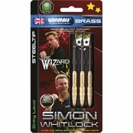 WINMAU Winmau Simon Whitlock brass steeltip darts