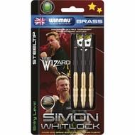 WINMAU Winmau Simon Whitlock brass steeltip darts 24gr