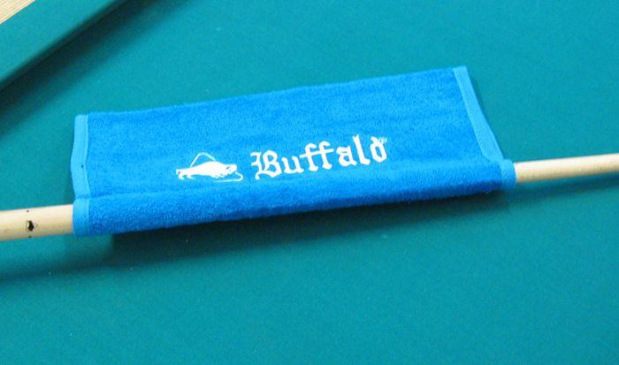 Afbeelding van BUFFALO Buffalo towel Blue w/ sleeve
