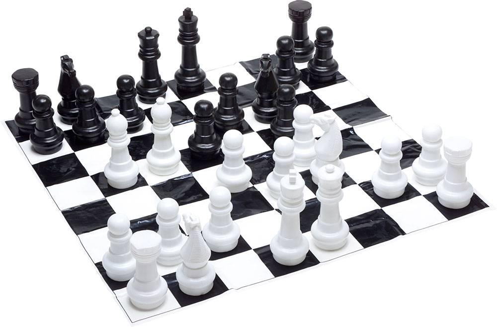 Afbeelding van GARDEN GAMES Garden Chess Set