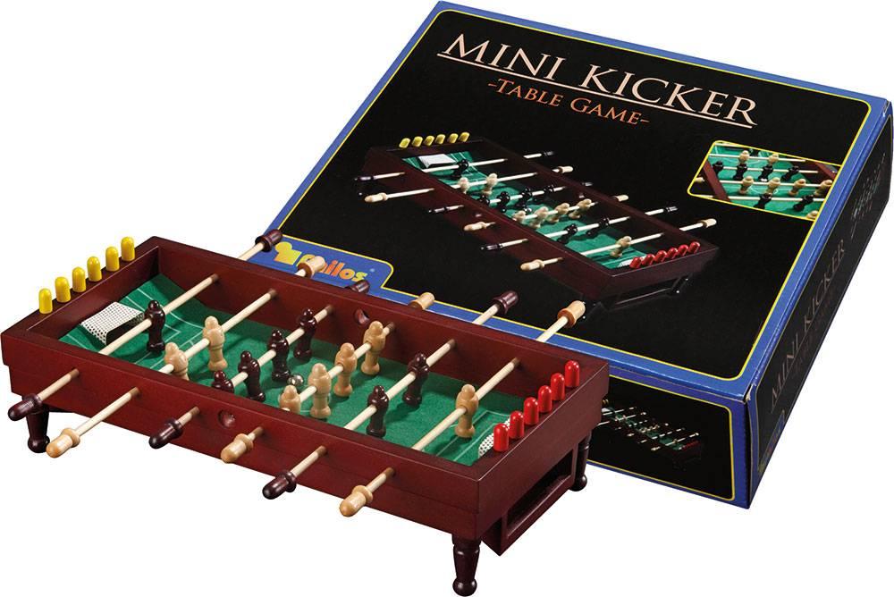 Afbeelding van PHILOS Philos mini tafelvoetbal spel 270x235x70mm