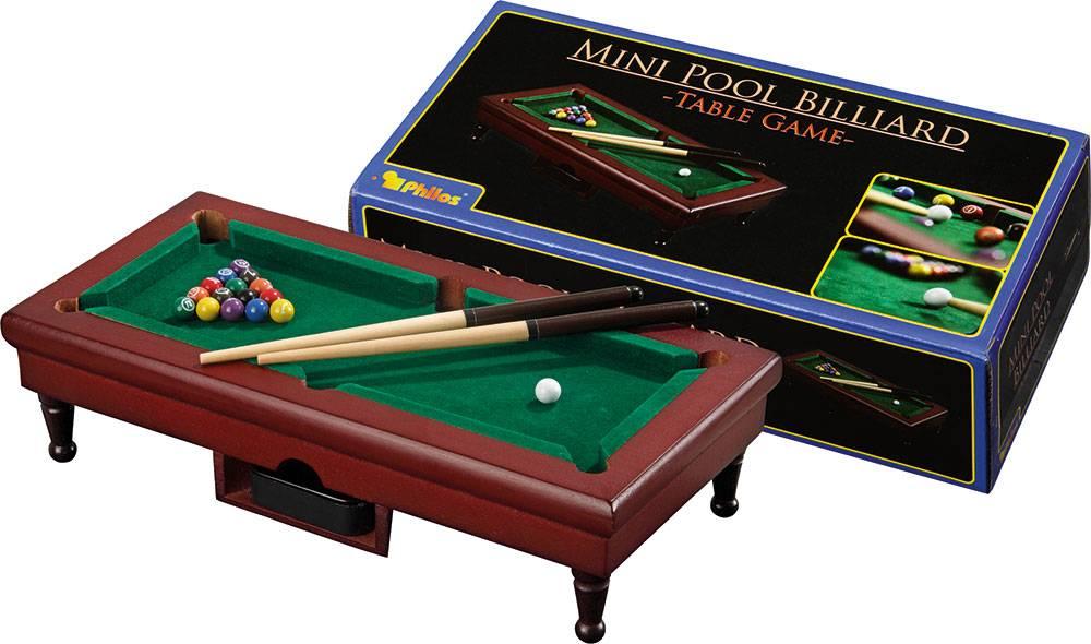 Afbeelding van PHILOS Philos mini poolbiljart tafelspel