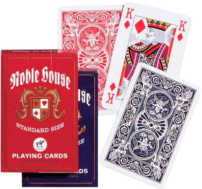 Afbeelding van PIATNIK Speelkaarten Piatnik Noble House enkel