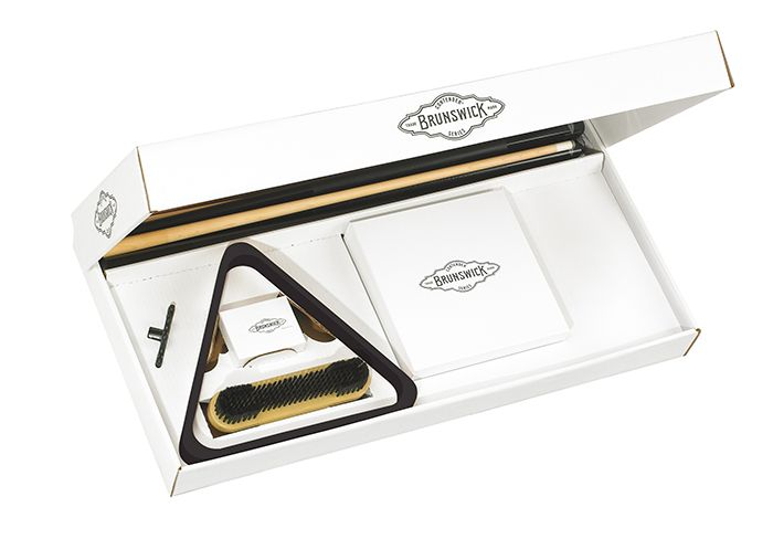Afbeelding van Brunswick Pool accessoire kit Brunswick Contender