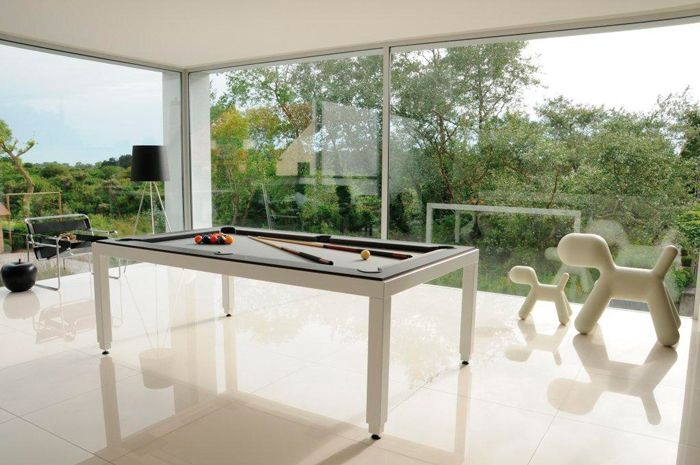 Afbeelding van ARAMITH Fusion Table Powder Wenge 7ft