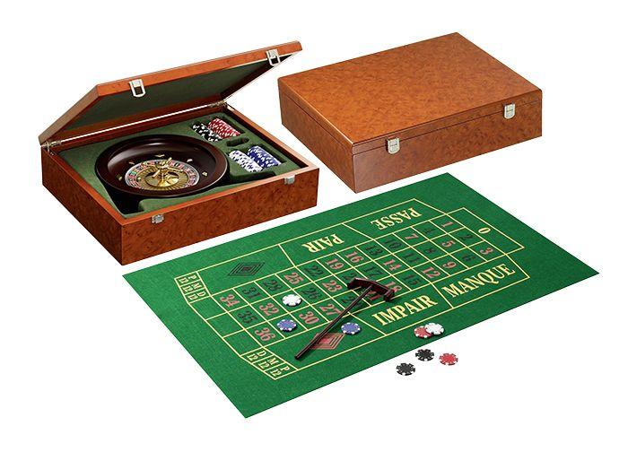 Afbeelding van PHILOS Philos Roulette set Design 1 dia 25cm metalen wiel