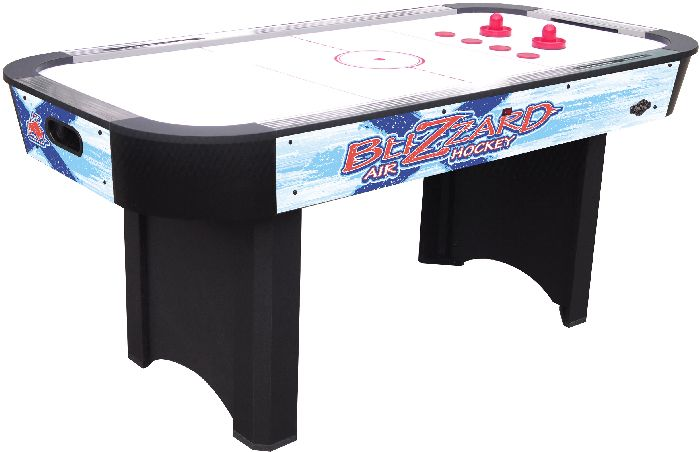Afbeelding van BUFFALO TABLES Airhockey tafel Buffalo Blizzard II 6ft