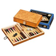 PHILOS Philos Backgammon Korinth mini 19.5x12.5cm
