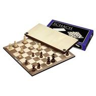 PHILOS Philos opvouwbare schaakset, 40mm veld
