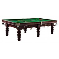 BUFFALO TABLES Snookertafel Buffalo 9ft Mahonie