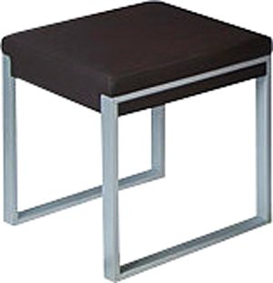 Afbeelding van ARAMITH Fusion Stool 1-p, Black or Wh.