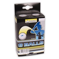 BUFFALO Tafeltennisballen Buffalo 3* Competitie 6st.