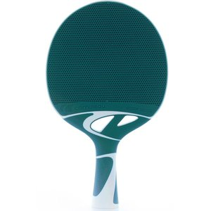 Table tennis Bat Cornilleau Tacteo 50 Turquoise outdoor