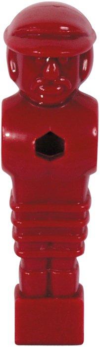 Afbeelding van BUFFALO Voetbaltafelpop rood 16mm