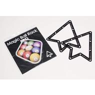 Triangels en balschalen Magic ball rack pro 9 & 10 ball