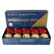 ARAMITH Super Aramith golfbiljart Pro Cup 61,5 mm