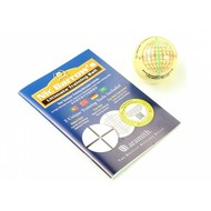 snooker exercise ball which Nic BARROW's with book