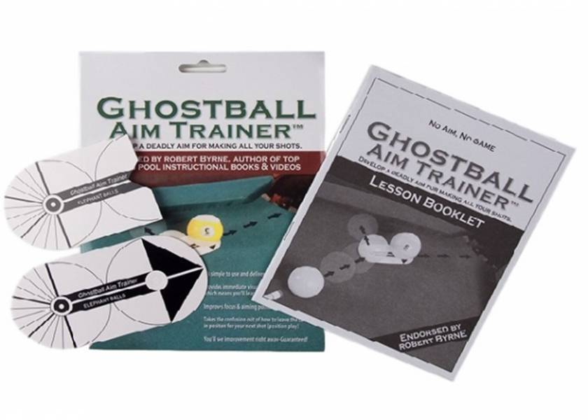 Afbeelding van McDermott Ghost Ball Aim Trainer