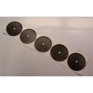 spots-60 mm (sheet of 5 spots)