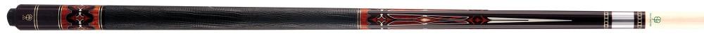 Afbeelding van McDermott McDermott CRM1001 Black urethane/inlay carom (Gewicht: 520 gram)