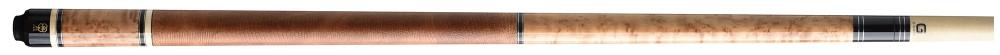 Afbeelding van McDermott McDermott CRM327 Birdseye Walnut carom (Gewicht: 520 gram)