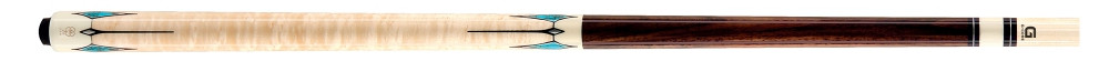 Afbeelding van McDermott McDermott CRM411 Rosewood/Birdseye carom (Gewicht: 520 gram)