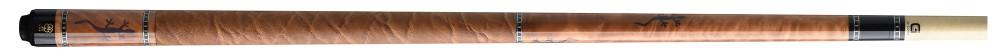 Afbeelding van McDermott McDermott CRM417 Madrone burl/inlay carom (Gewicht: 520 gram)