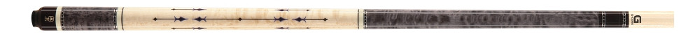 Afbeelding van McDermott McDermott CRM418 Birdseye Titanium Grey/inlay carom (Gewicht: 520 gram)