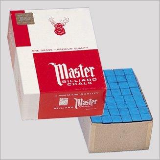Afbeelding van Master Master gros doos 144 krijtjes (Kleur: Prestige/Tournament blue)