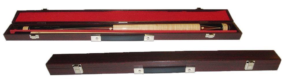 Afbeelding van Koffer 2 Vakken Standaard 1B1S roodbruin