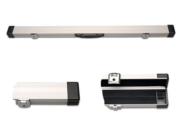 Afbeelding van Koffer snooker aluminium 3/4