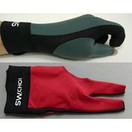 CHOI Handschoen CHOI Professional (Kleur: Rood / Zwart)