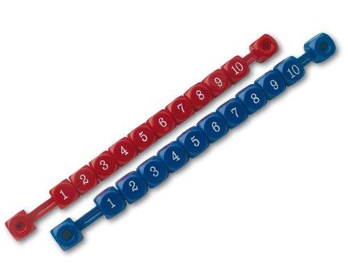 Afbeelding van Scoreteller Plastic (Kleur: Zwart)