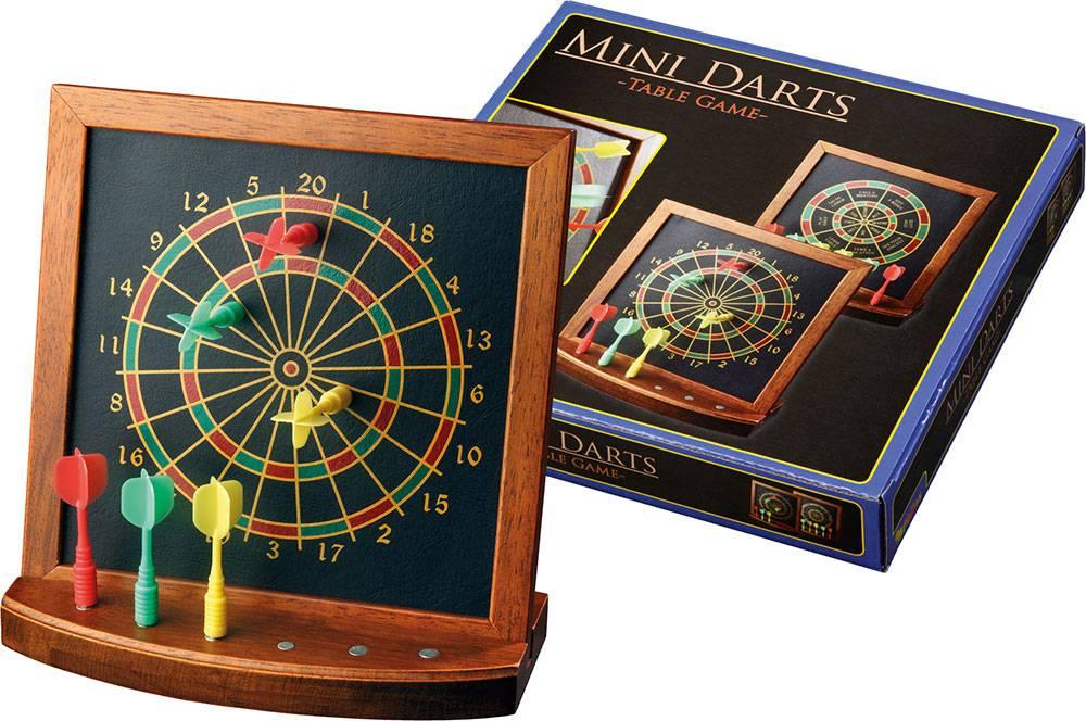 Afbeelding van PHILOS Philos mini darts magnetisch tafelspel