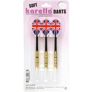 KARELLA Darts Karella blister 16.0 grams (soft-tip)