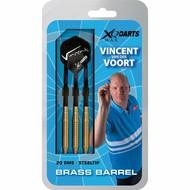 XQMAX Vincent van der Voort Brass darts 20gr