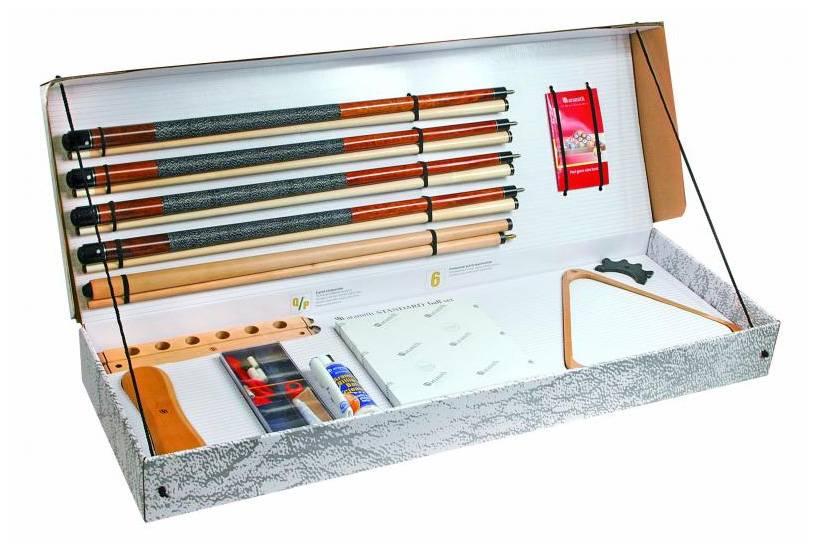 Afbeelding van Aramith poolballen Toebehoren pakket Aramith Standaard