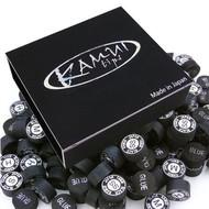 Pomeransen en doppen Kamui layered pomerans Black (our advice)