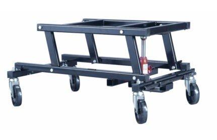 Afbeelding van peradon Hefwagen voor poolbiljart