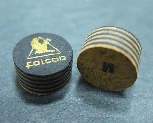 Afbeelding van Pomeransen en doppen Biljart pomerans Falcon Premium Zwart/Geel