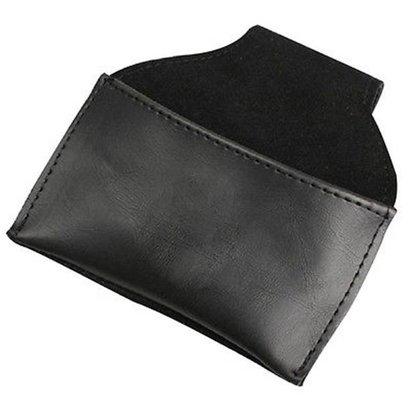 Krijt houder Billiard Chalk bag art leather