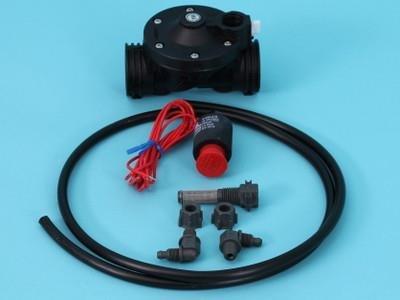 """Bermad R-ventil 1"""" 3 W 24 VAC z/ss"""