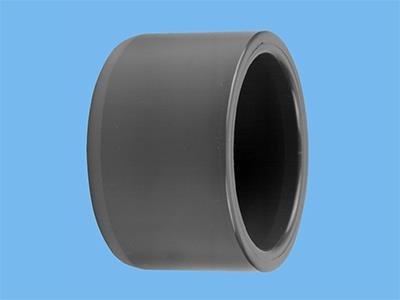 PVC reduktionsring (limet ring) 32 x 25 mm
