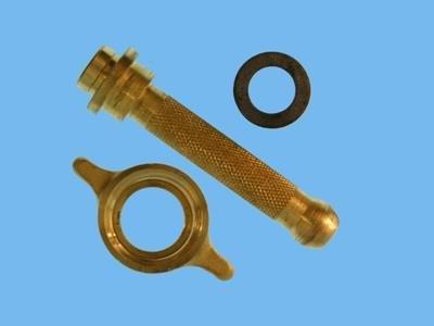 2/3 kobling hp  1/2 bix 3/8 slange