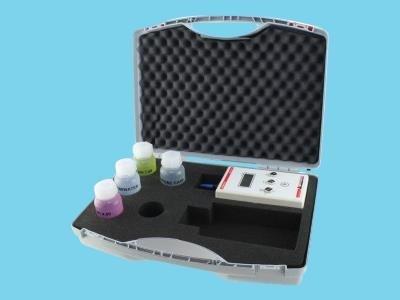 Digital pH-måler + indkapsling