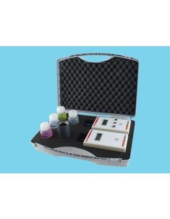 Tasseron Controls EC + pH måler, inkl. indkapsling